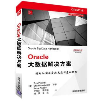 Oracle大数据解决方案(大数据应用与技术丛书)