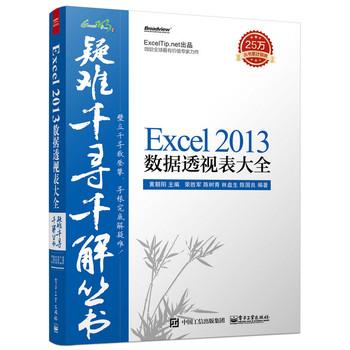 疑难千寻千解丛书Excel 2013数据透视表大全