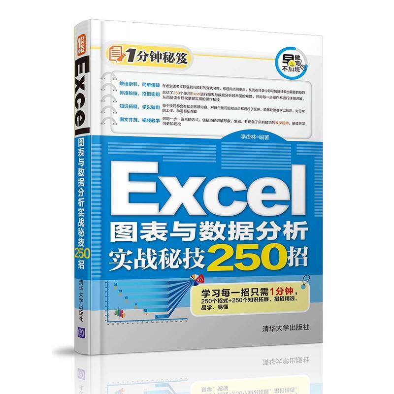 Excel图表与数据分析实战秘技250招