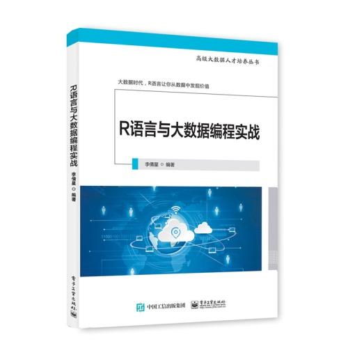 R语言与大数据编程实战(高级大数据人才培养丛书)