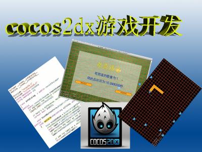 cocos2dx游戏零基础到实战线路图