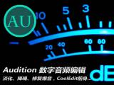 Adobe Audition CC 数字音频零基础编辑与降噪乐众彩票app下载