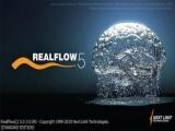 【特效专区】 RealFlow 2013 完全自学手册视频教程