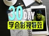 跟李辰学AE C4D:30天学会影视特效视频教程
