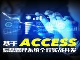 基于ACCESS的信息管理系统《IT公司人事管理系统》全程开发实战视频教程