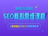 SEO实战技术核心课程(建站+SEO)视频教程