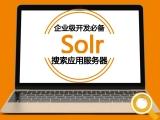 Solr(2018最新版7.3.0)企业级搜索引擎入门至精通含项目案例视频教程